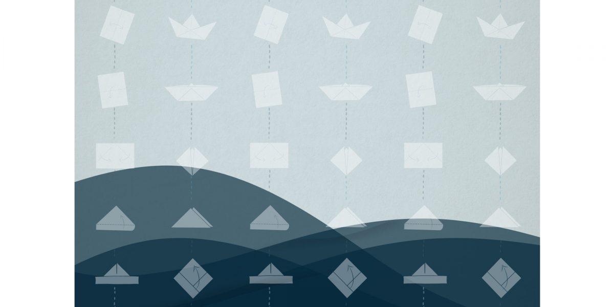 06_Paperboat blue