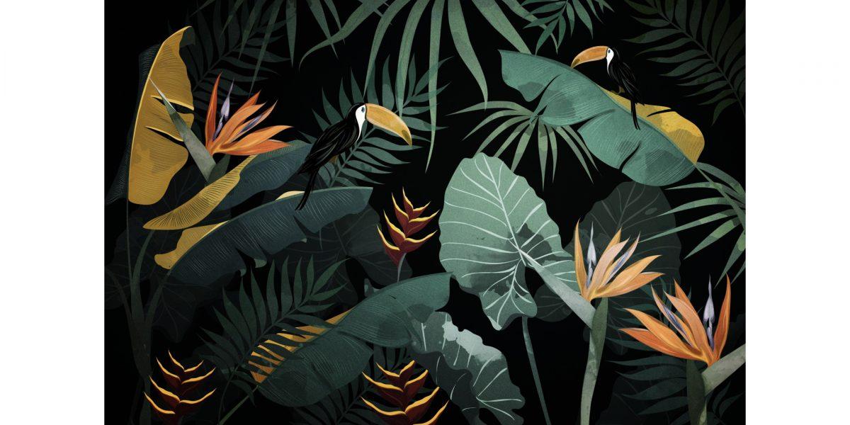 18 Jungle Dream Black