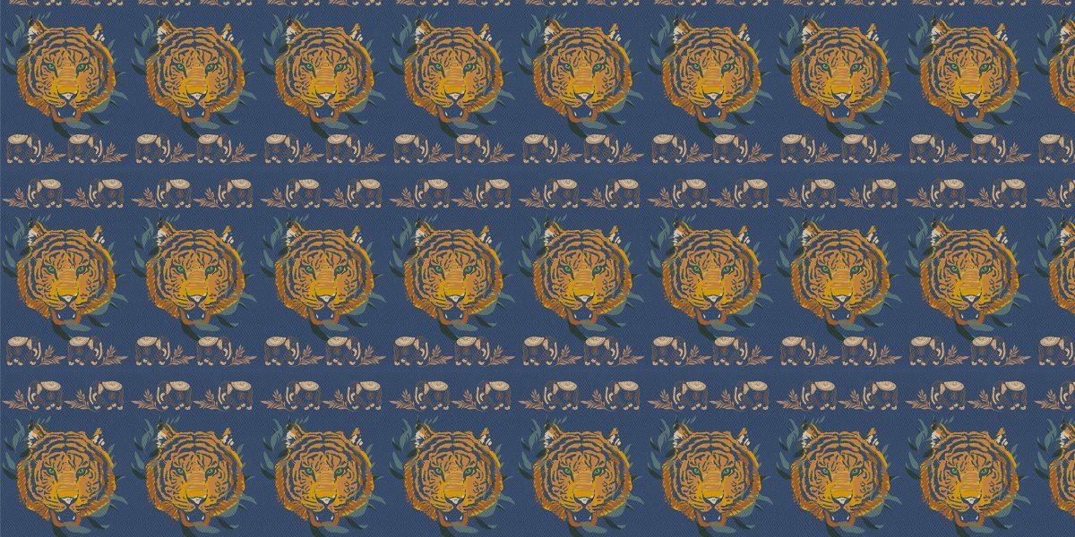 18 tiger blu
