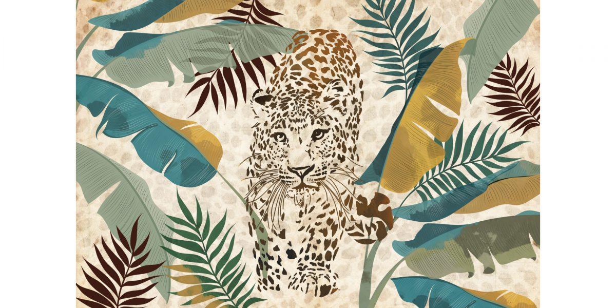 24 Leopardo blu