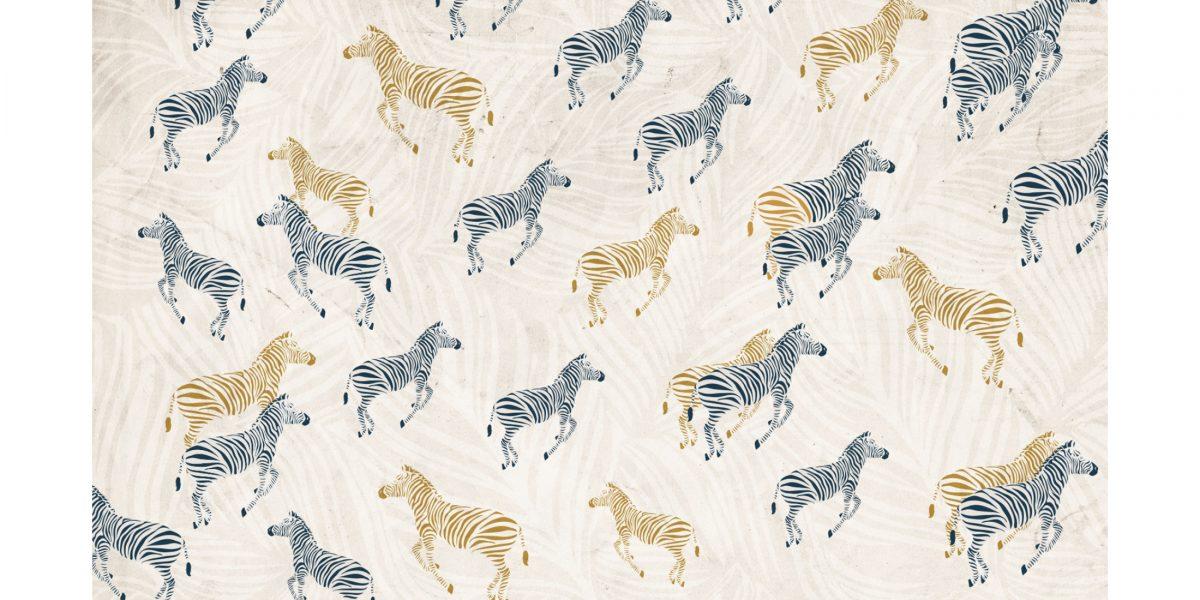 27 Zebra pattern
