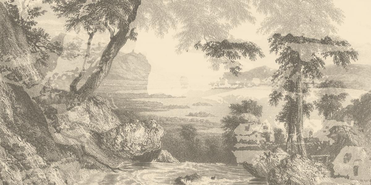 River seppia